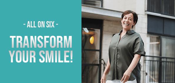 Ad All on six implants procedure