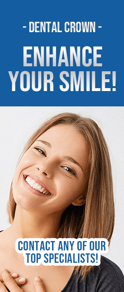 Ad dental crown procedure