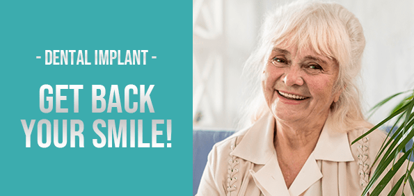 Ad dental implants procedure