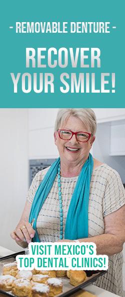 Ad removable denture procedure