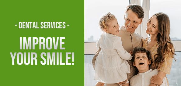Ad dental services procedure