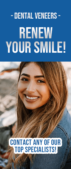 Ad dental veneers procedure