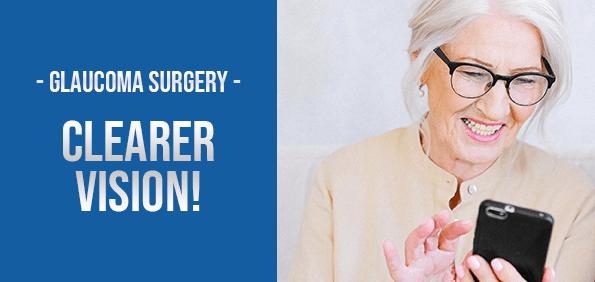 Ad Glaucoma surgery