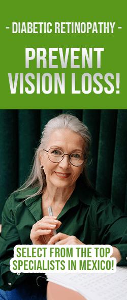 Ad Diabetic retinopathy procedure