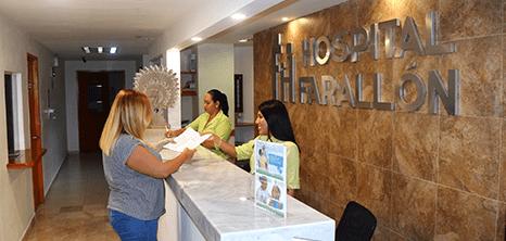 Acapulco Hospital recovery room