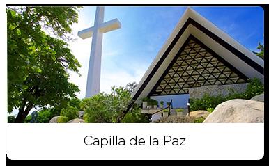 View from Capilla de la Paz