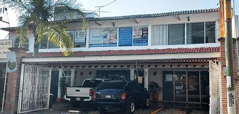 ajijic dental clinic entrance