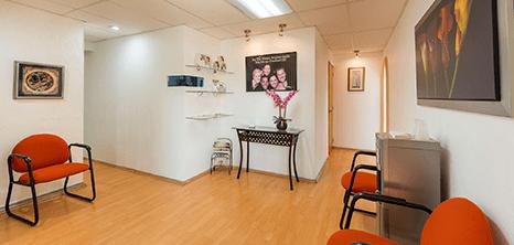 ajijic dental clinic lobby