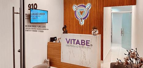 Cancun Fertility Clinic clinic lobby