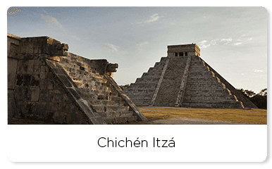 Archeological site of Chichen Itza
