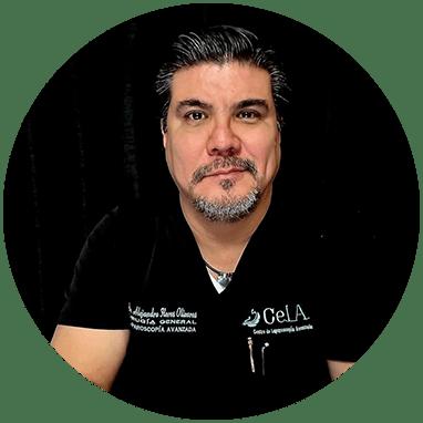Ciudad Juarez bariatric doctor smiling