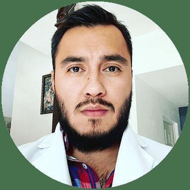 Ciudad Juarez Urology doctor smiling