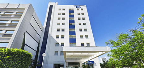 Guadalajara bariatric clinic entrance