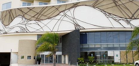 Guadalajara plastic surgery clinic entrance