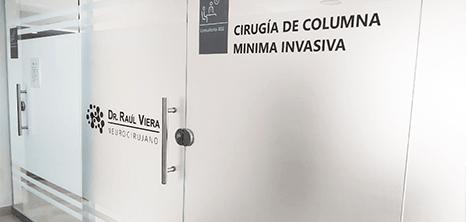 Guadalajara neurosurgery clinic lobby