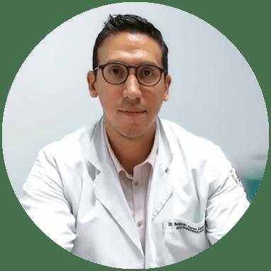Guadalajara Oncology doctor smiling