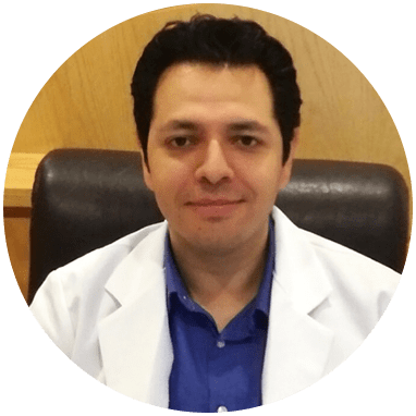 Irapuato orthopedist doctor smiling