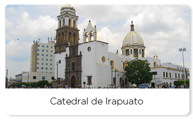 View of Catedral de Irapuato