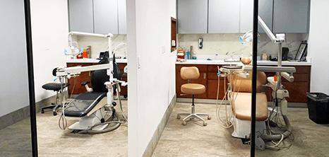 Ciudad Juarez dental clinic station