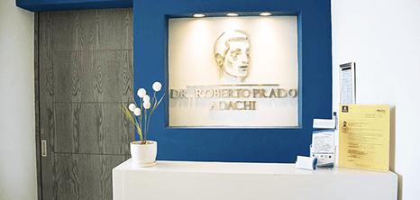 Mazatlan maxillofacial clinic lobby