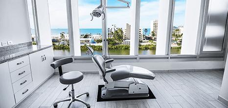 Mazatlan maxillofacial clinic station