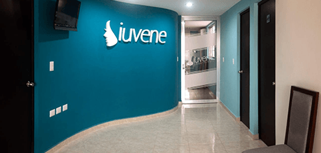 Mazatlan aesthetic clinic lobby