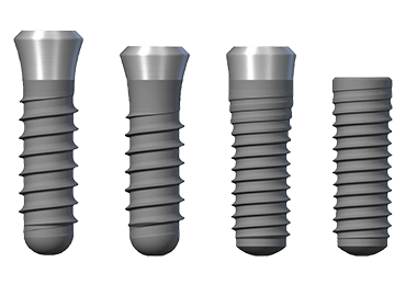 Illustrative image for single implant
