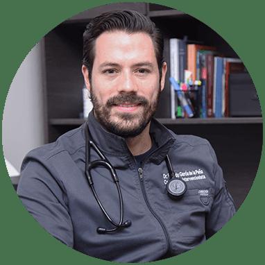 Monterrey Cardiology doctor smiling