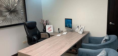 Monterrey Fertility Clinic clinic lobby