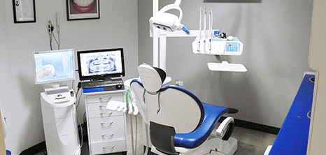 Nogales dental clinic station