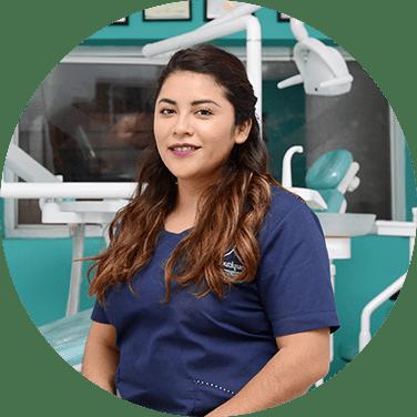 Oaxaca dentist smiling
