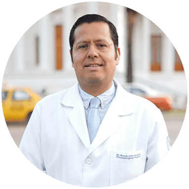 Oaxaca orthopedist doctor smiling