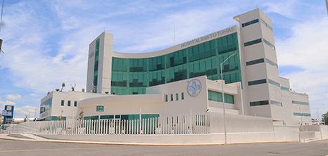 Queretaro plastic surgery clinic entrance
