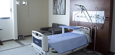 Queretaro plastic surgery clinic station