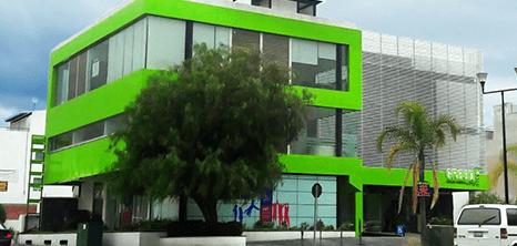 Queretaro Gynecology Clinic Entrance