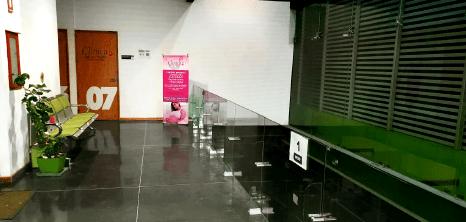 Queretaro Gynecology Clinic Lobby