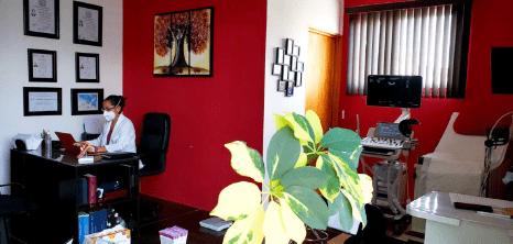 Queretaro Gynecology Clinic Station