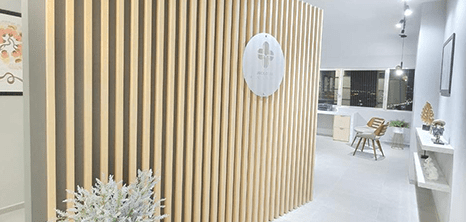Queretaro Oncology clinic lobby
