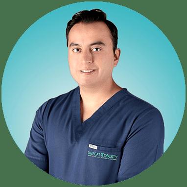 Reynosa bariatric doctor smiling