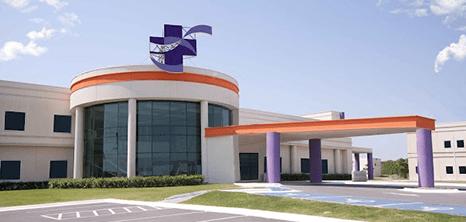 Reynosa bariatric clinic entrance