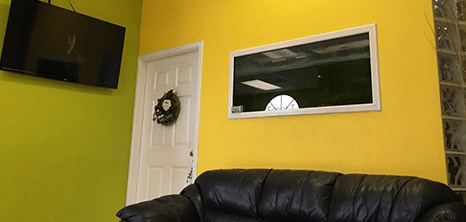 Reynosa dental clinic station