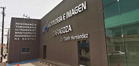 Los Cabos Urology clinic entrance