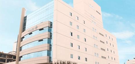 Tijuana Gynecology clinic entrance