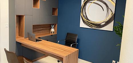 Tijuana Gynecology clinic lobby