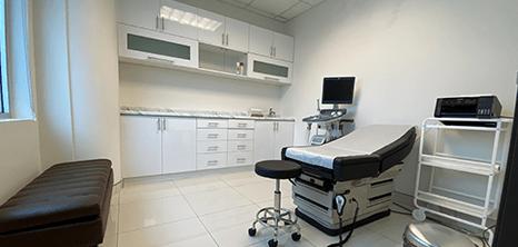 Tijuana Gynecology clinic station