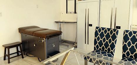 Tijuana orthopedics clinic station