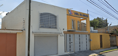 Toluca orthopedist clinic entrance
