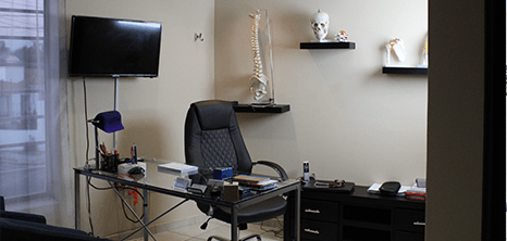 Toluca orthopedist clinic station
