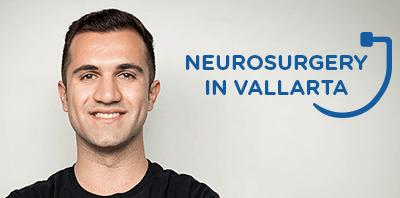 Neurosurgery in                                         Vallarta