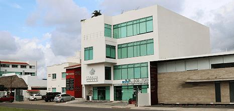 Vallarta dental clinic entrance
